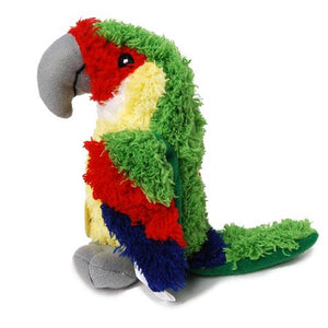 Talking Parrot Dog Toy
