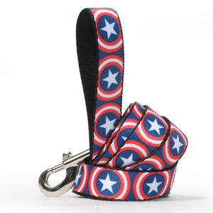 Captain America Dog Leash