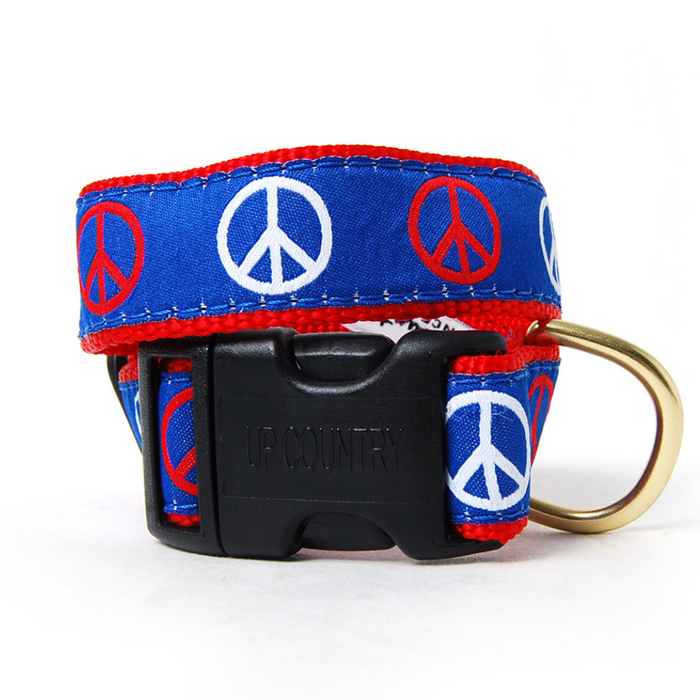 Peace USA Dog Collar
