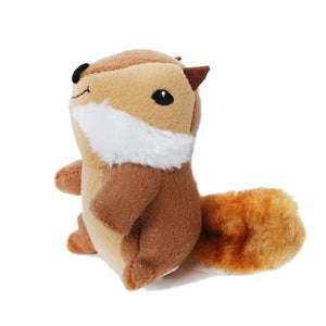 Mini Chipmunk Dog Toy