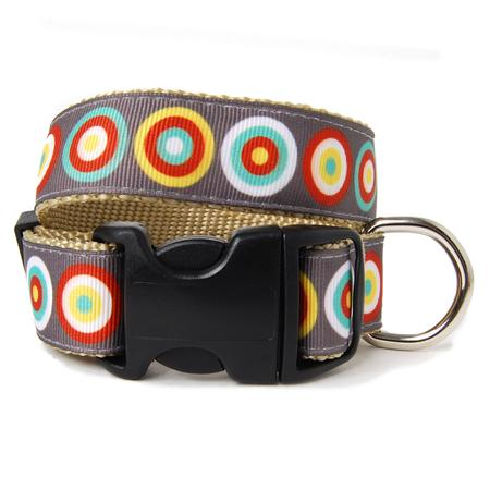 Bullseye Dog Collar