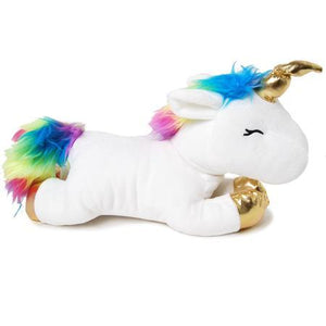 Plush Unicorn Dog Toy