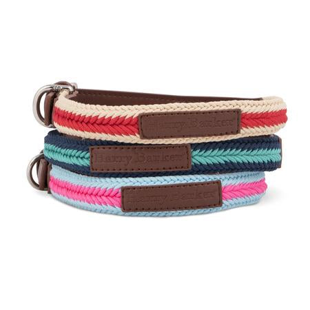 Braided Rope Dog Collar