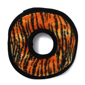Jr. Extra Tough Ring Tiger Dog Toy