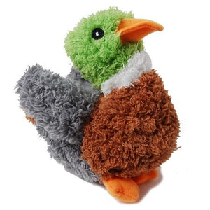 Talking Mallard Dog Toy
