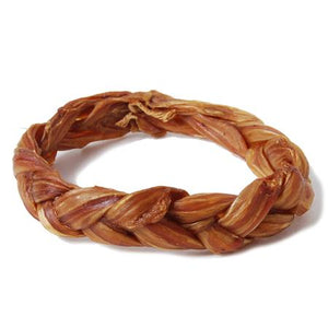 Bully Braided Ring Dog Chew