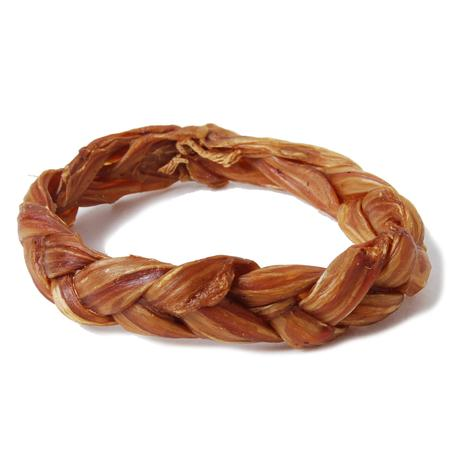 'Fetcher' Braided Ring Dog Chew
