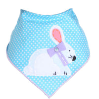 Easter Bunny Dog Bandana - FINAL SALE