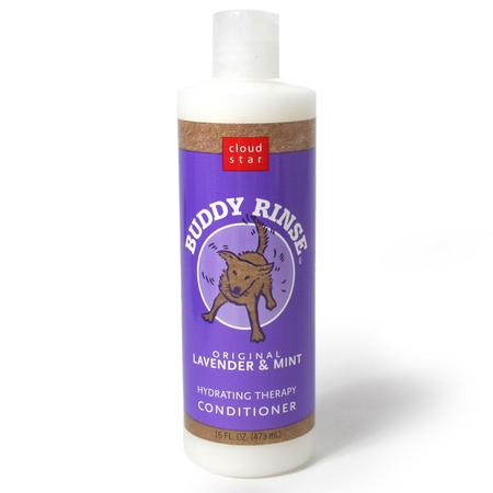 Buddy Rinse Lavender and Mint Dog Hydrating Conditioner