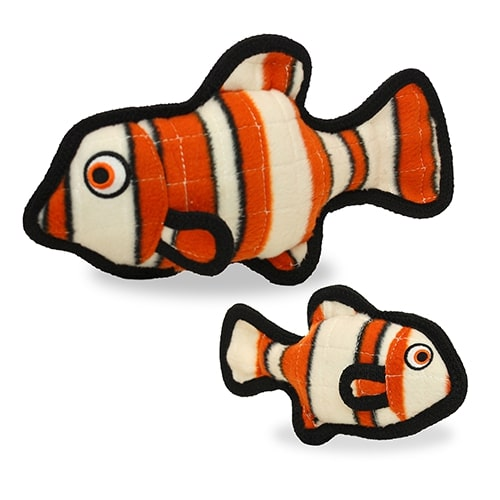 Extra Tough Fish Dog Toy
