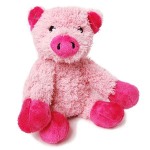 Talking Pink Pig Dog Toy