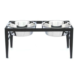 Chariot Double Diner Dog Feeder