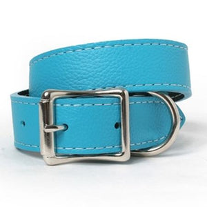 Tuscany Soft Leather Dog Collar