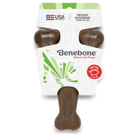 Medium Benebone Wishbone Dental Dog Chew Toy