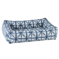 Shibori Urban Lounger Dog Bed