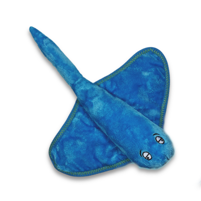 Clean Earth Eco-Friendly Stingray Dog Toy