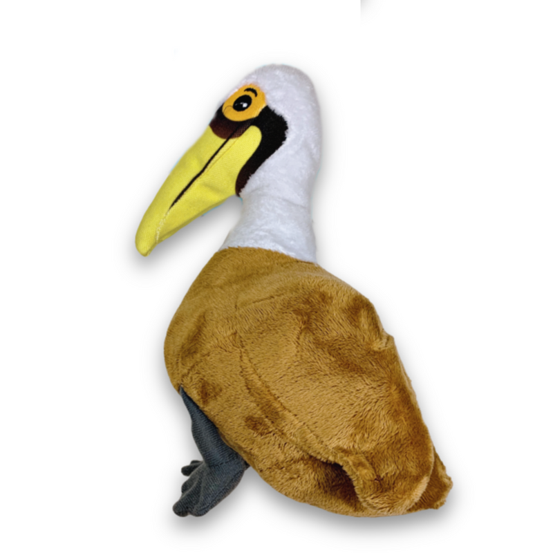 Clean Earth Eco-Friendly Pelican Dog Toy