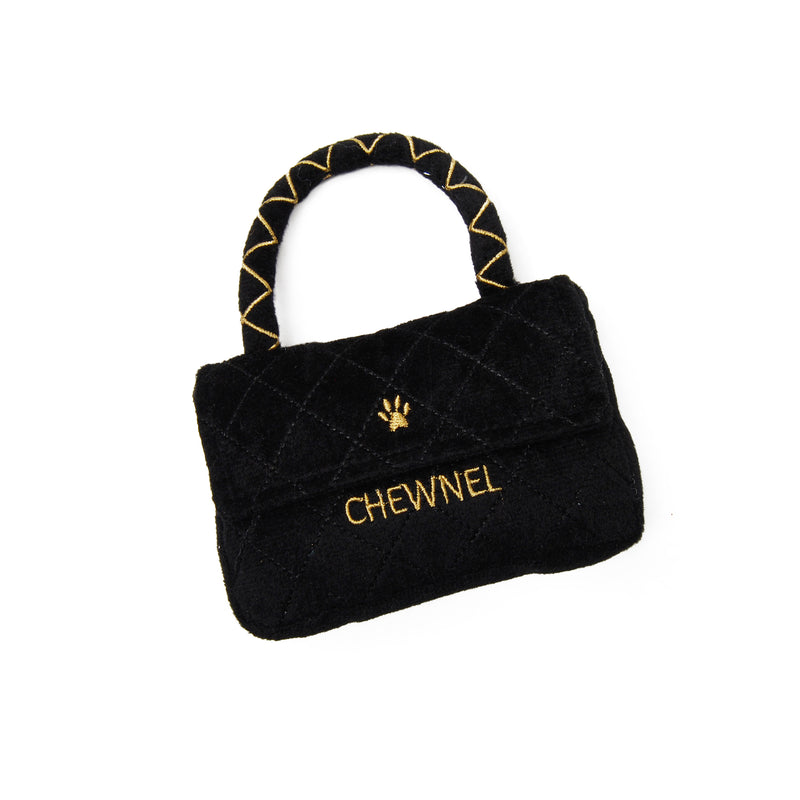 Chewnel Classique Purse Dog Toy