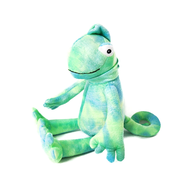 Floppy Chameleon Dog Toy