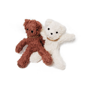 Organic Cotton Teddy Bear Dog Toy