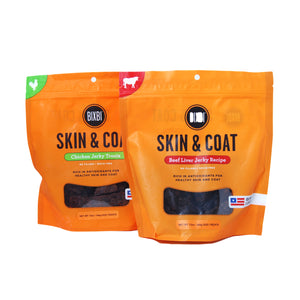 Bixbi Skin and Coat Dog Treats