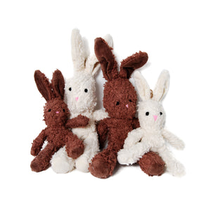 Organic Cotton Bunny Dog Toy
