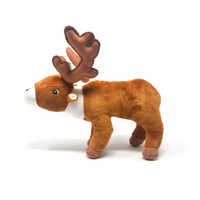 Clean Earth Eco-Friendly Caribou Dog Toy