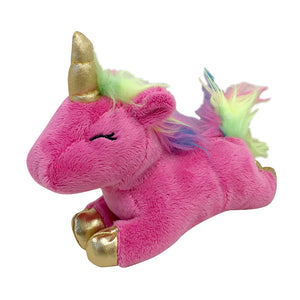 Small Plush Unicorn Dog Toy