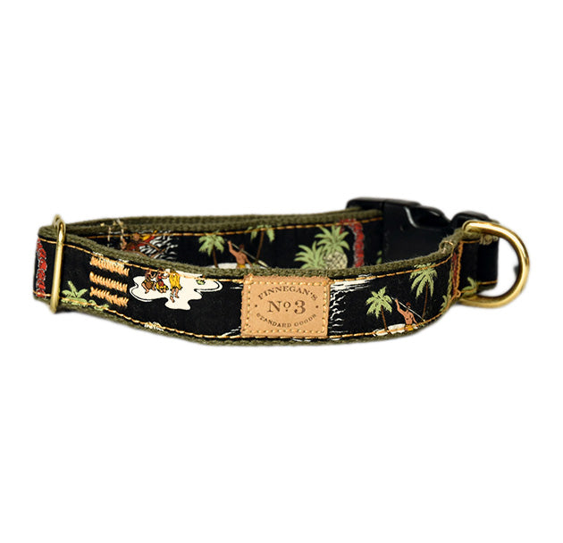 Tropical Adventure Dog Collar
