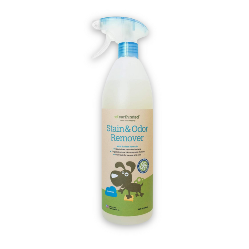 Unscented EarthRated Stain & Odor Remover Spray