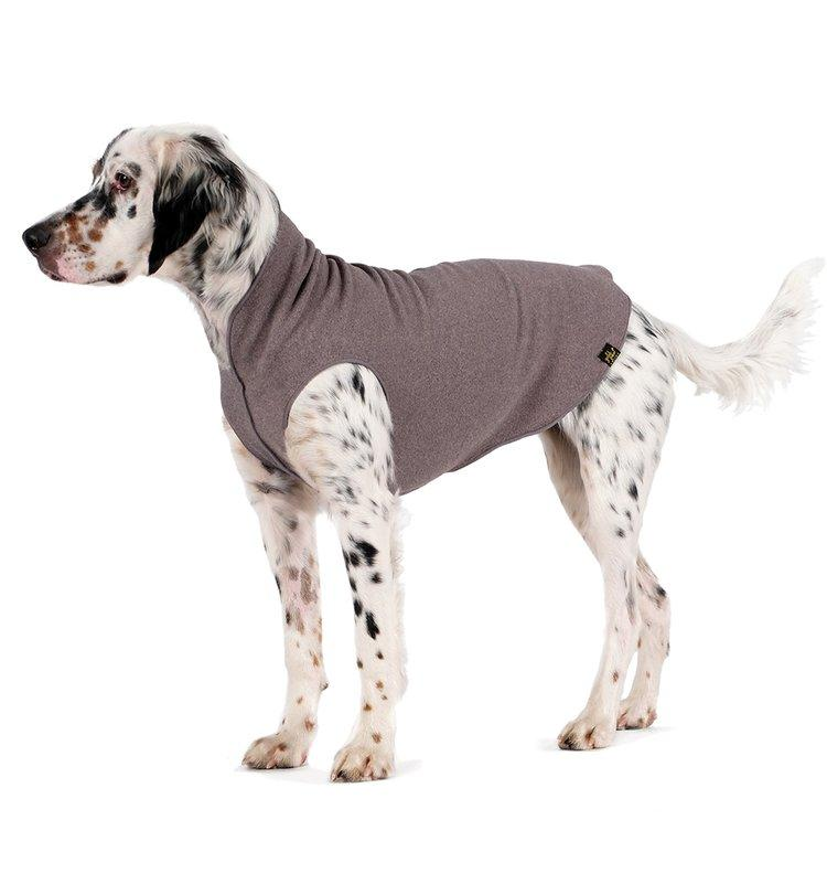 Stretch Fleece Dog Pullover
