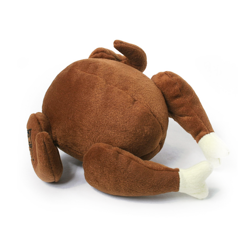 Roast Turkey Dog Toy