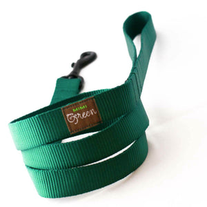 Solid Color Nylon Dog Leash