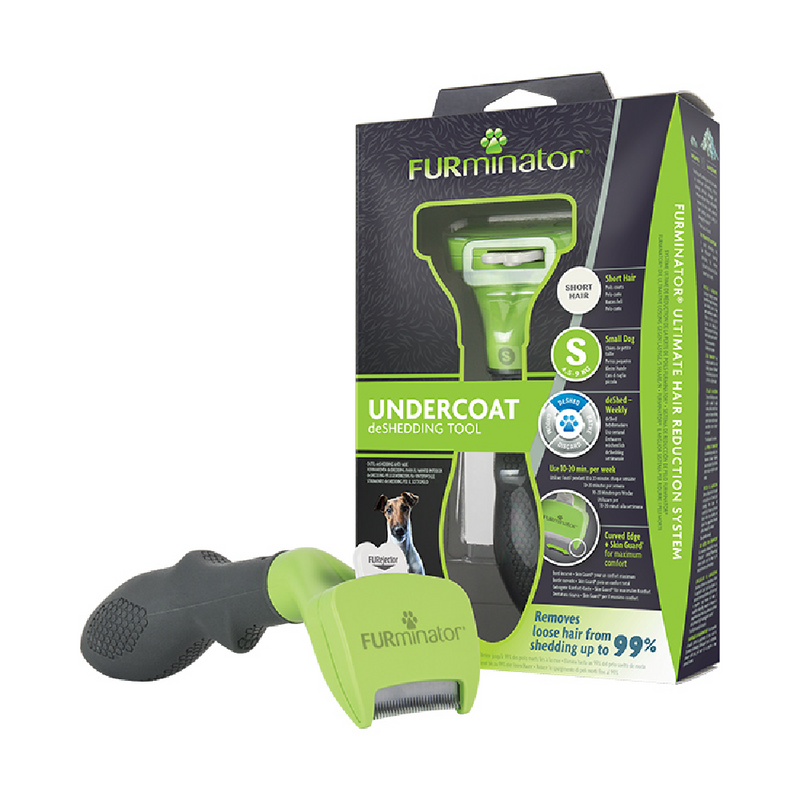 Furminator Short Hair Deshedding Tool | SMALL