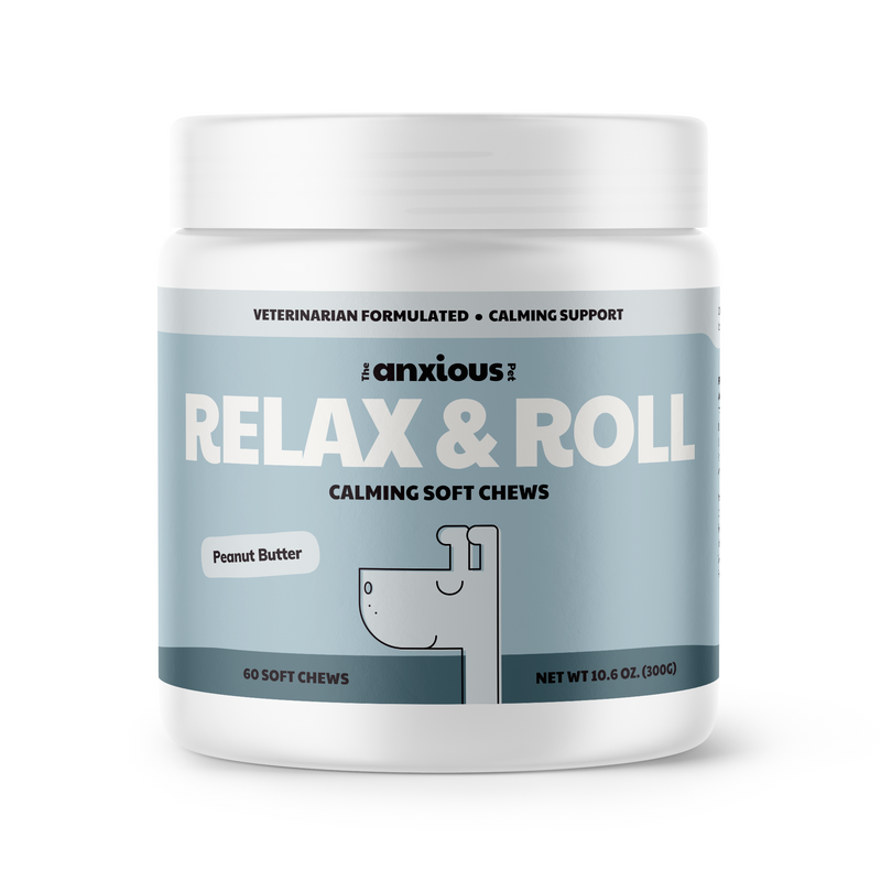 Relax & Roll Calming Soft Chews