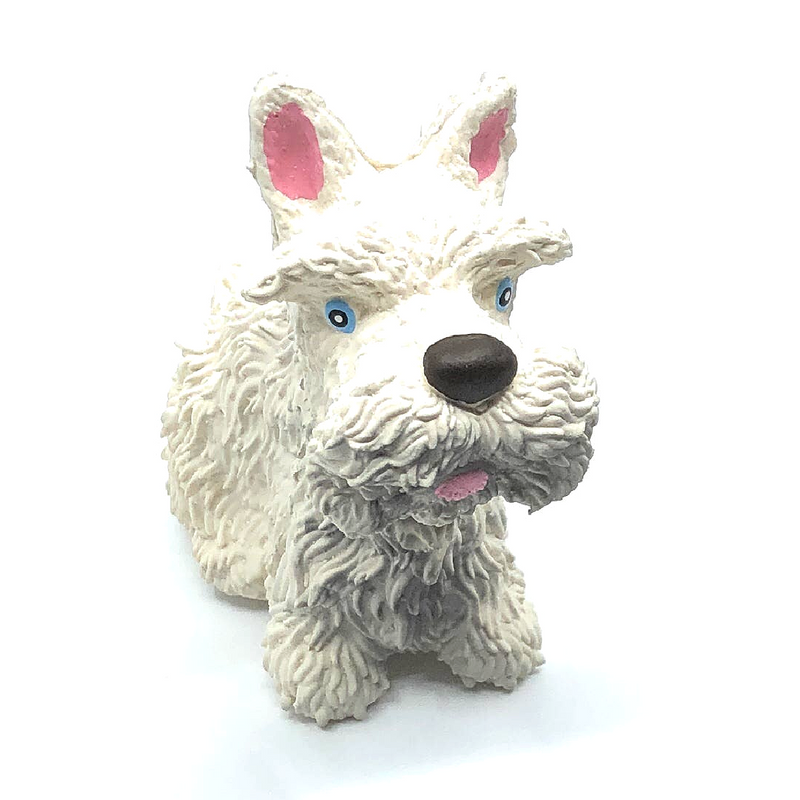 Terrier Latex Dog Toy