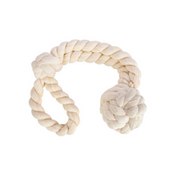 Hucker Rope Dog Fetch Toy