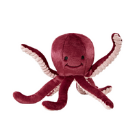 Happy Plush Octopus Dog Toy