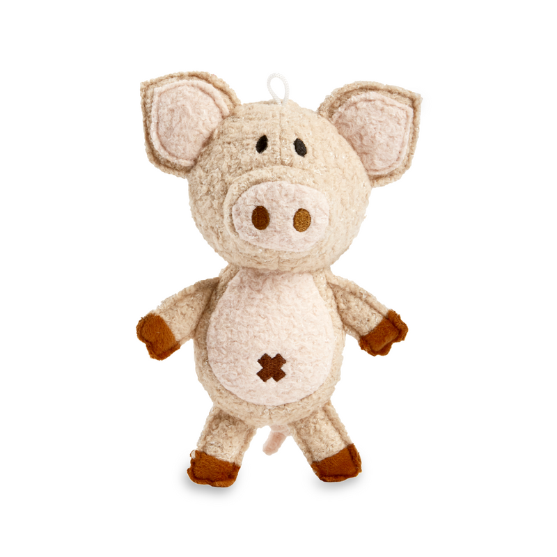 Woolie Pig Dog Toy
