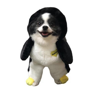 Pandaloon Penguin Dog Costume