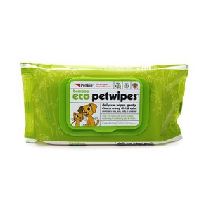 Eco Bamboo Pet Wipes