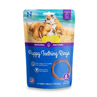 N-Bone Puppy Teething Ring | 6 Pack