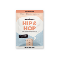 Hip & Hop Supplement Bars, 5-PACK
