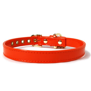 Enamel Dog Collar