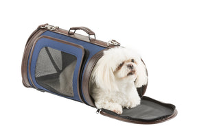 Navy Kelle Dog Carrier