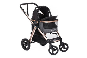Pet Rover Prime 3-in-1 Pet Stroller