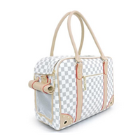Damier Pet Carrier