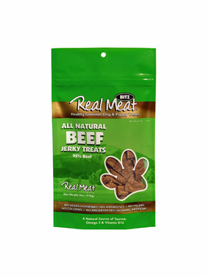 Real Meat Beef Jerky Dog Treats