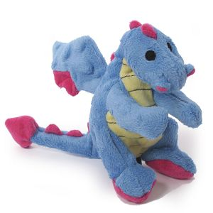 Baby Dragon Dog Toy with Chew Guard
