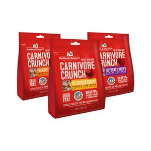 Stella & Chewy's Carnivore Crunch Freeze Dried Dog Treats